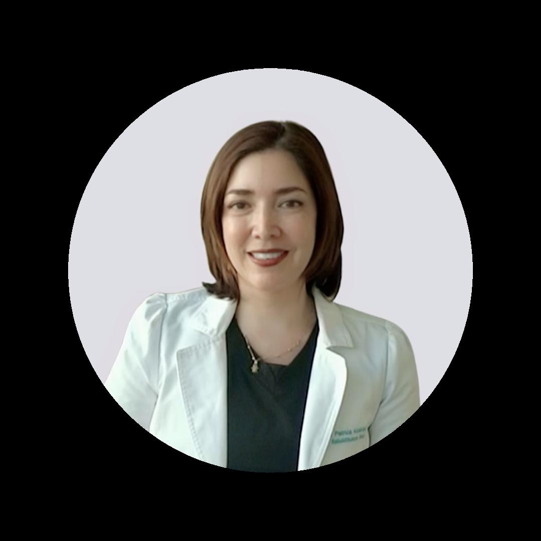 Dra. Patricia Alcantar
